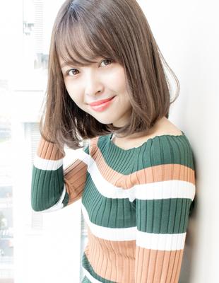 『戸田恵梨香さん風』大人な小顔ボブ(AS-183)