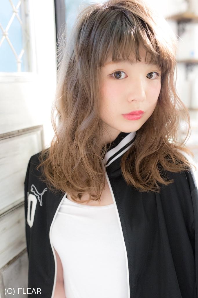 ダメージレス☆ハイ透明感カラー