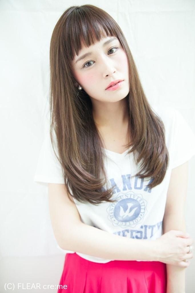 【九州初★】ミネラル水で髪を傷めずホリスティック美革ストレート