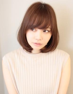 XELHA『東省吾』の大人な女優ボブ(SG-363)