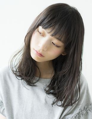 川口 春奈さん風ヘア(SE202)