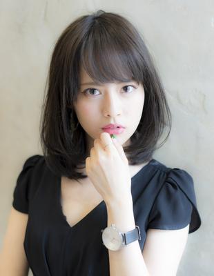 ルヴア 保坂誠一 大人うち巻き 黒髪ヘア(SE204)