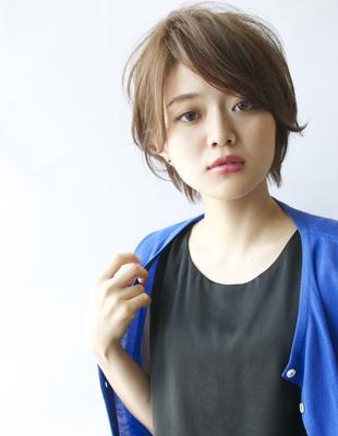 ☆大人綺麗なショート☆(HS235)