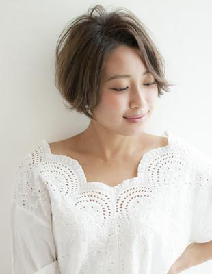 ☆フォルムの綺麗な大人ショート☆(HS236)
