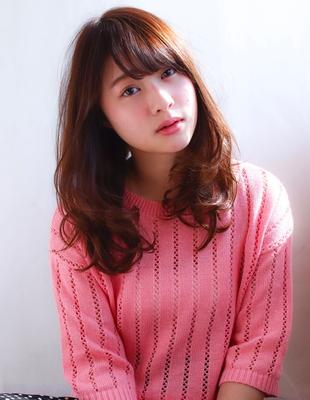 ピンク透明感カラー(AY-031)