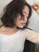 【Lomalia表参道/原宿】ナチュラルな色気を引き出すくせ毛風ボブ