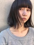 【Lomalia表参道/原宿】風に吹かれても素敵なミディアムヘア