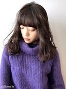 【Lomalia表参道/原宿】柔らかグレージュセミロング