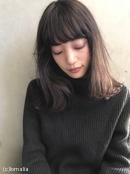 【Lomalia表参道/原宿】ルーズな抜け感セミロング