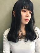 【Lomalia表参道/原宿】☆お洒落な黒髪の重ためウェーブ☆