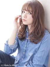 【Maria by afloat】ノームコアワンカールセミディ