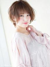 【担当 ソエタ】外ハネミックススタイリング♪大人のひし形小顔ショートs-394