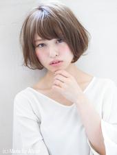 【担当 添田】似合わせカット大人可愛いショートボブs-402