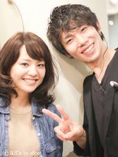 【担当 AKIHIRO】デジタルパーマスタイル AKI-108