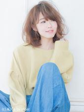 深田恭子風フェアリーパーマショートボブ AKI-254