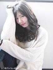 内巻き大きめフェミニンカール【k18】