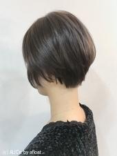 簡単キレイにまとまる大人のショートヘア k26
