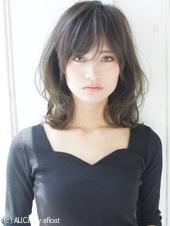 レイヤーひし形ミディーA519
