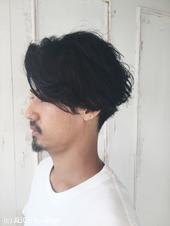 メンズ刈り上げスタイル【N-632】
