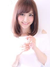 ひし形小顔ミディ【H-433】