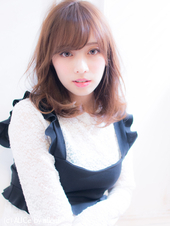 【Lila by afloat/小笠原 剛】ダメージレスパーマで柔らかくツヤカール T3