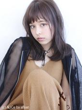 デジタルパーマ カジュアル大人ミディ【y−139】