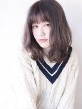 ツヤカラーデジタルパーマミディ【y−261】