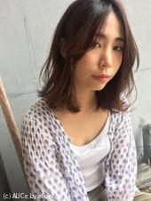 夏髪カジュアルくびれボブ 【y−327】