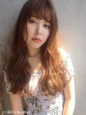 夏髪♡フェミニンパーマで小顔【y−341】