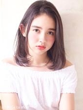 ナチュラル内巻きカール♡ツヤミディ M-11