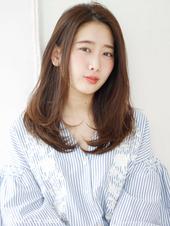 大人のツヤ髪Aライン ロングヘア M-123
