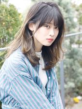 春夏♡抜け感グラデーションロング M-129