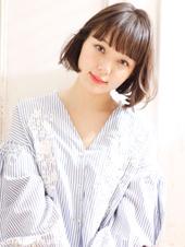 揺れナチュラルカール♡毛束感ボブ M-146