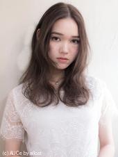 ガーリーロング【シフォンベージュ】U-9