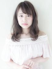 ガーリーミディ【ミルクティーグレージュ】U-10