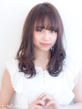 ひし形ツヤミディ【ピンクグレージュ】U-22