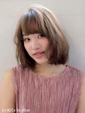 ふわくしゅミディ【ホワイトブルージュ】U-27