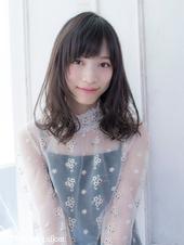 とろみ質感セミディ【アディクシーグレージュ】U-122