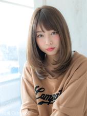 オーバルレイヤーセミディ【シトラスアッシュ】U-173