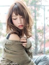 透明感大人カラー春ベージュ【ピンクアッシュ】U-177
