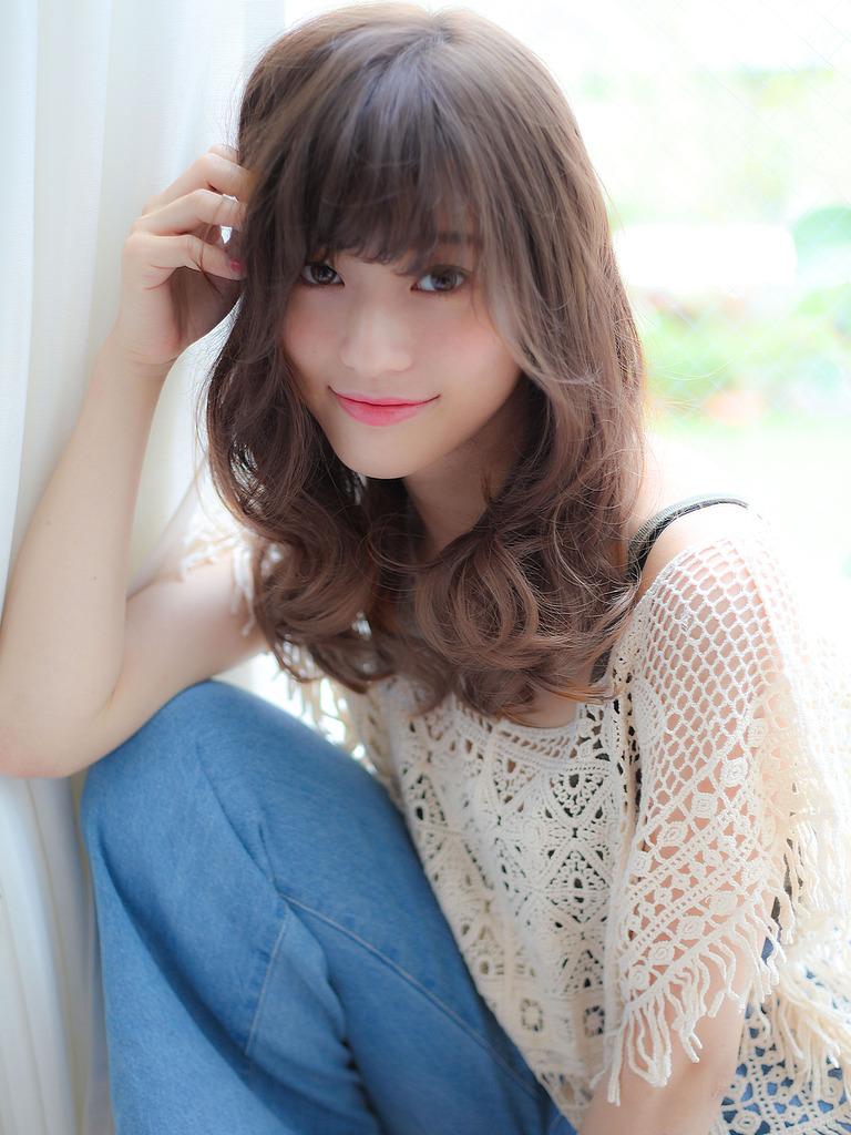 【Violet】透明感&柔らかさ重視のグレイッシュスタイル