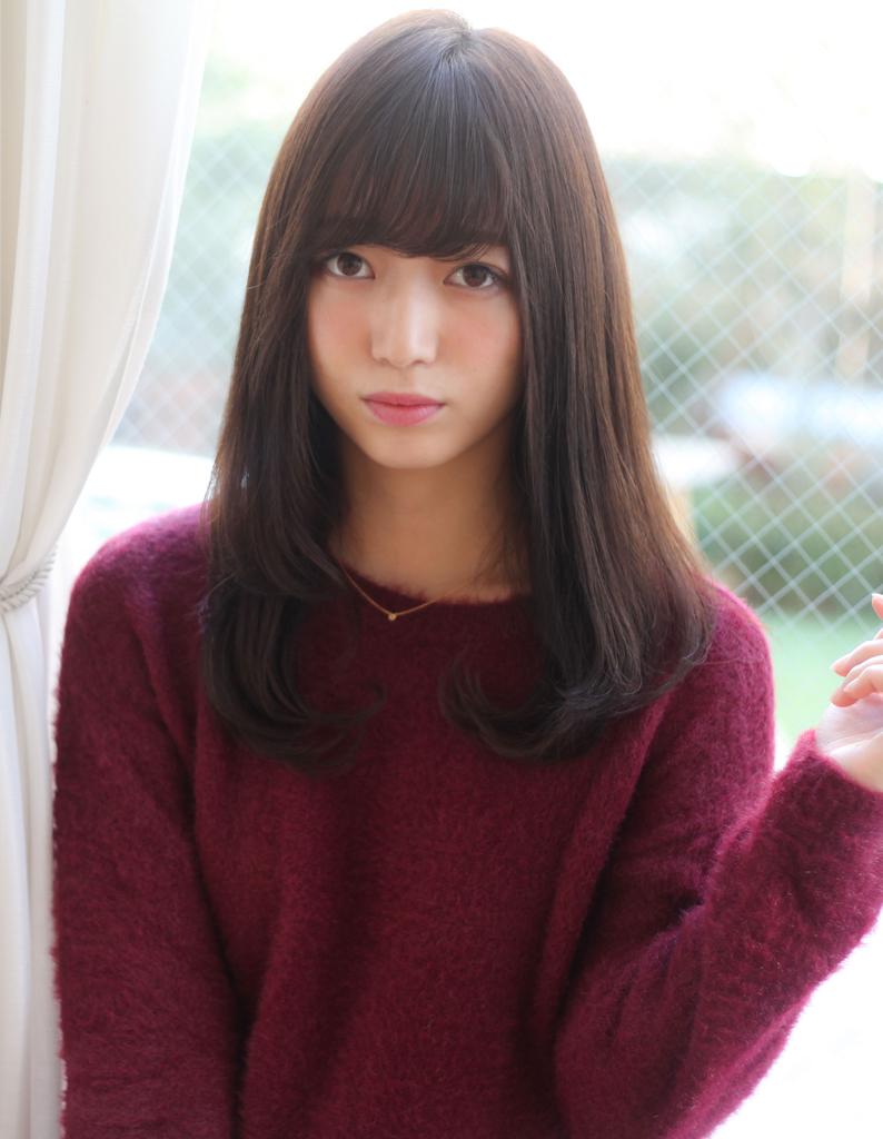【Violet】フリンジバング