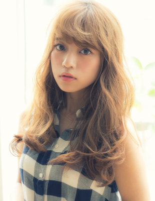 【Violet】ハイトーン透明感カラー