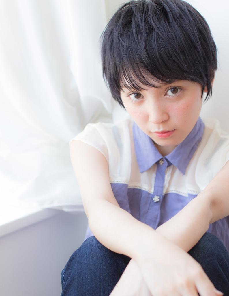 【violet】ブルーサファイヤ×ショート