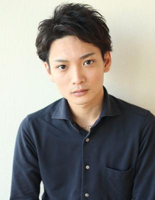 メンズ好感度◎ビジネス髪型(NY-72)