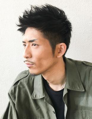 メンズ30代ビジネスショート◎髪型(NY-73)