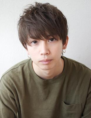 メンズカジュアル束間◎髪型(NY-85)