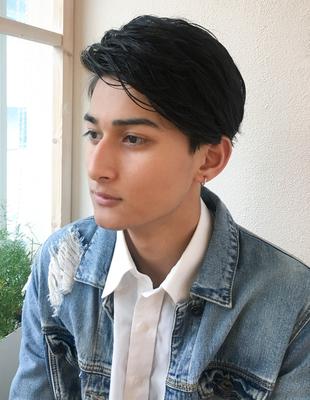 メンズビジネスショート◎髪型(NY-92)