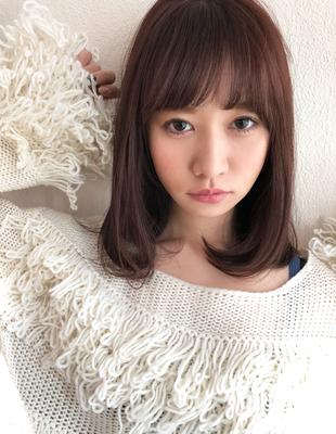 前髪パーマ(HR-427)