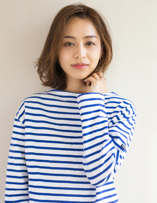 大人女子の日常髪(HR-472)